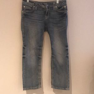 Rock Revival Crop Pants